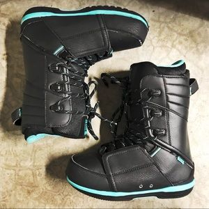 Liquid Shoes - Women's Snowboarding Boots